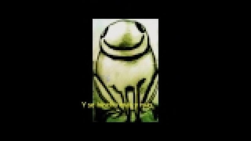 La ranita verde y el ganso