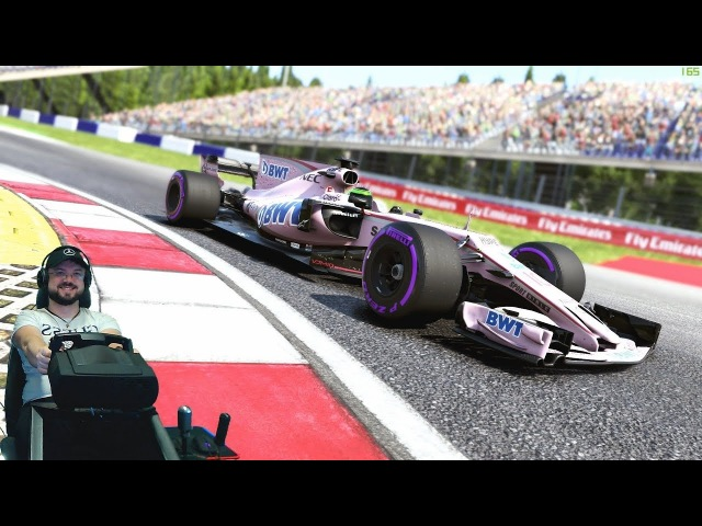 Квалификация Гран-при Австрии - Sahara Force India F1 Team | Spielberg | F1 2017