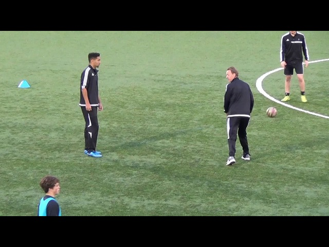 Liverpool Passing Selection Drill
