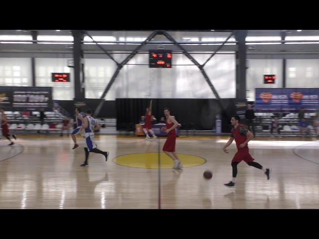 МЛБЛ-Москва. Тур 22. Profit Basket (2) - МБА