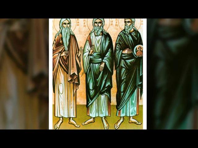 Православные песнопения для души слушать