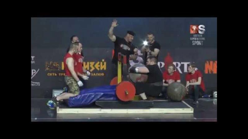 Eugene Markov_Atlas Stone 200 kg х 5