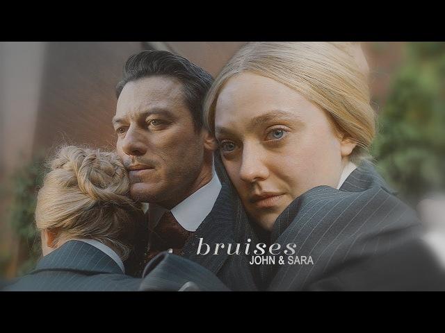 John Sara   Bruises (1x07)