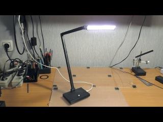 САМОДЕЛЬНАЯ НАСТОЛЬНАЯ USB ЛАМПА (3D печать)