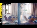 Interior Post Production Tutorial in Photoshop Architectural Visualization