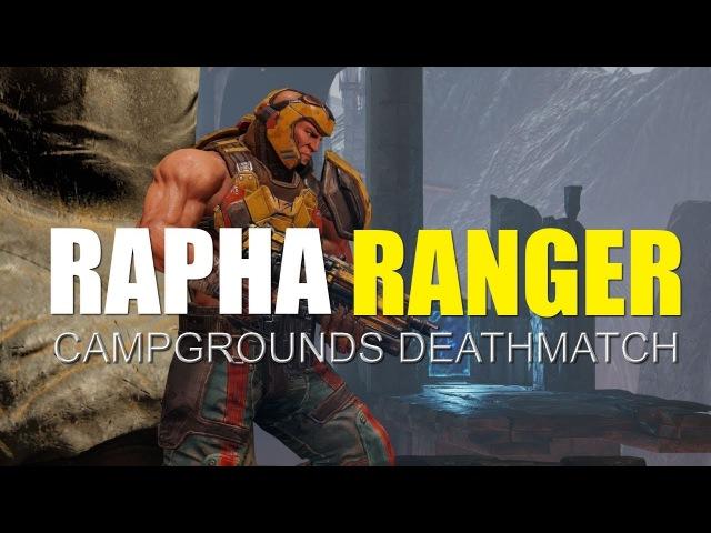 Rapha as Ranger in Deathmatch