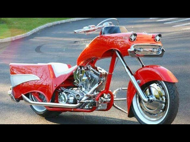 Unbelievable Crazy Motorbikes You have NEVER seen 2018