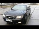 UAB VIASTELA. Авто из Литвы. Hyundai Sony 2007г.