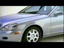 S class w220 Owner's Manual Supplement 2000 w220