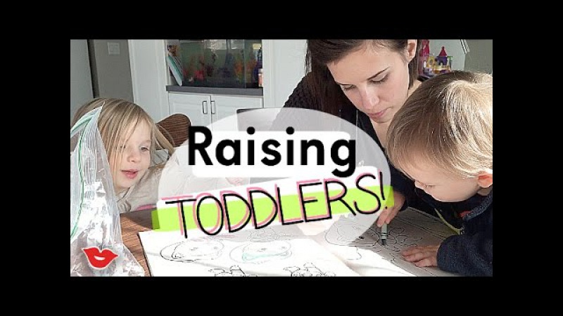 10 Hacks For Raising Toddlers | Jaimie from Millennial Moms