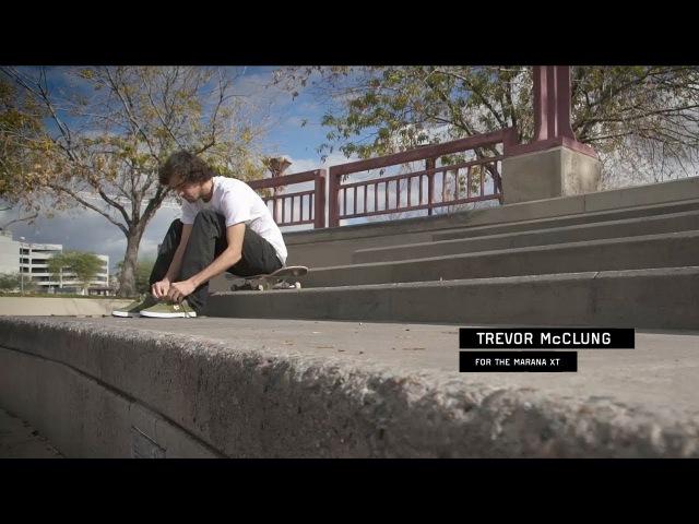 Trevor McClung for the Marana XT