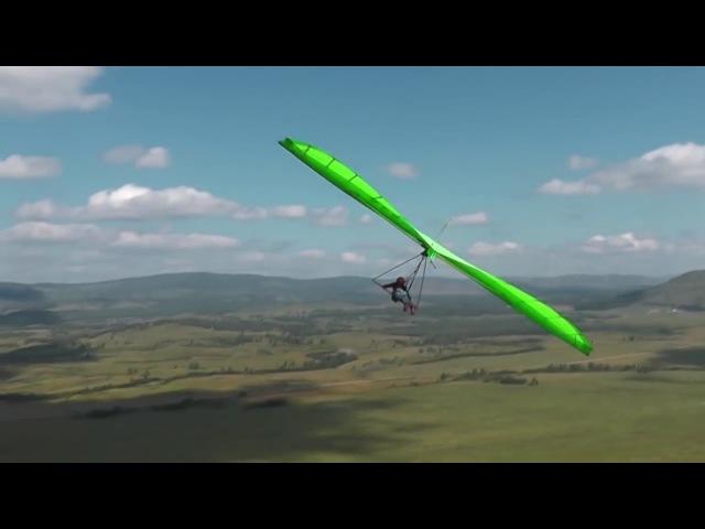 Валерий Леонтьев - Дельтаплан (Полёты на дельтаплане) Если бы в клипе показывали о чем поют