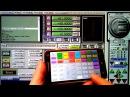 Wireless Mach3 remote on Android DIY ДУ для Mach3 своими руками
