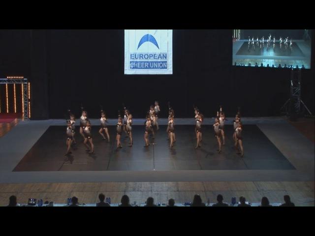 Cheerleading .Чир джаз -Axel ZS 45 PCA
