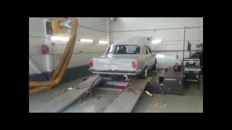 Волга 1jz-gte vvti HKS GT3040