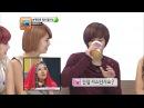 【TVPP】Lee Hongki(FTISLAND) - Blind date with Rainbow, 이홍기(에프티아일랜드) - 레인보우와 1:7 미팅 [1/2] @ Gag show