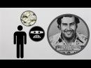 Абсурдный масштаб богатства Пабло Эскобара