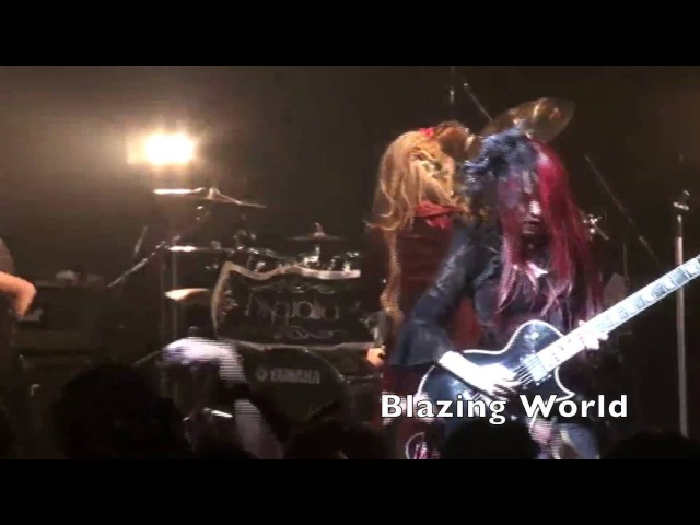 Disqualia 2nd Single「Blazing World」