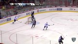 Моменты из матчей КХЛ сезона 17/18 • Гол. 2:1. Пол Щехура (Трактор) отправил шайбу в пустую сетку 12.09