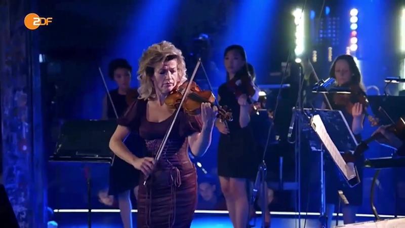 Anne-Sophie Mutter mit Virtuosi - Winter_Vier Jahreszeiten v. A.Vivaldi
