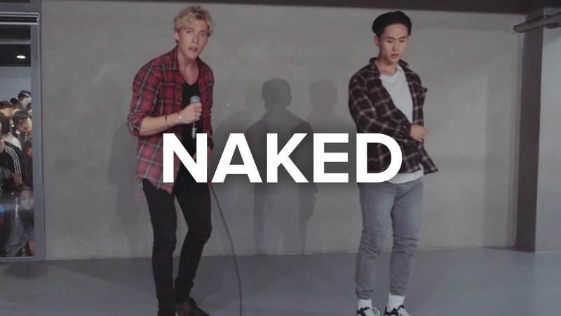 Naked (Acoustic) - Christopher (Live) / Eunho Kim Choreography