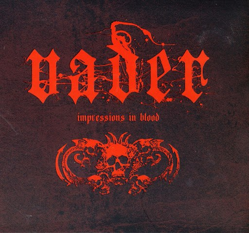 Vader альбом Impressions In Blood