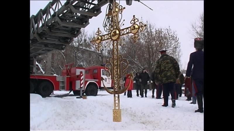 Владимирский храм (сюжет от 15.02.2007)