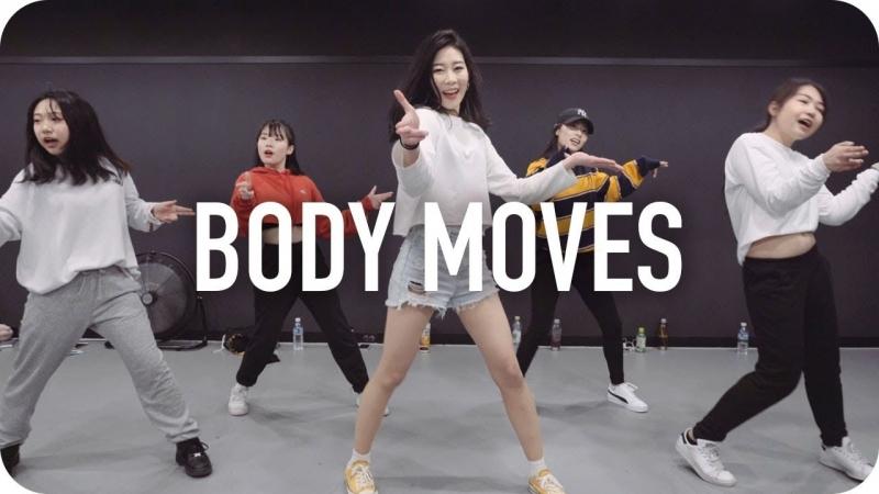 1Million dance studio Body Moves - DNCE / Beginners Class