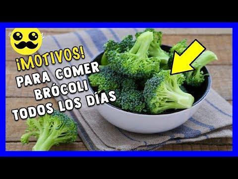 Importantes Razones para Comer Brócoli todos los Días