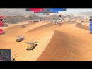 [Xasya] 7 Т95 против 7 Т95 World of Tanks Blitz