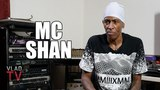 MC Shan on KRS-One Dissing Him on