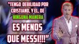 ODA de Liberman a Cristiano Ronaldo tras su gol de Chilena