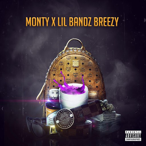 Monty альбом Monty & Lil Bandz Breezy