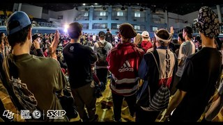 HipHop Best8 1 Mask Henry vs Rinka 180304 OBS vol.12 Day3   Danceproject.info