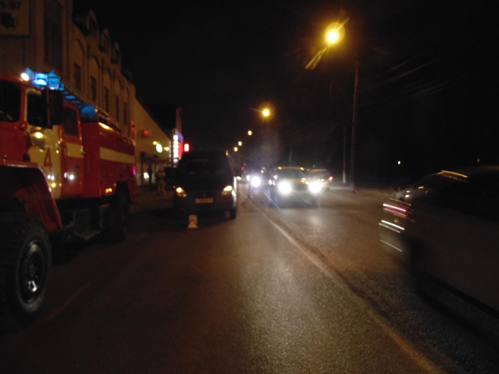 Курск. Втройной трагедии травмы получила 29-летняя девушка