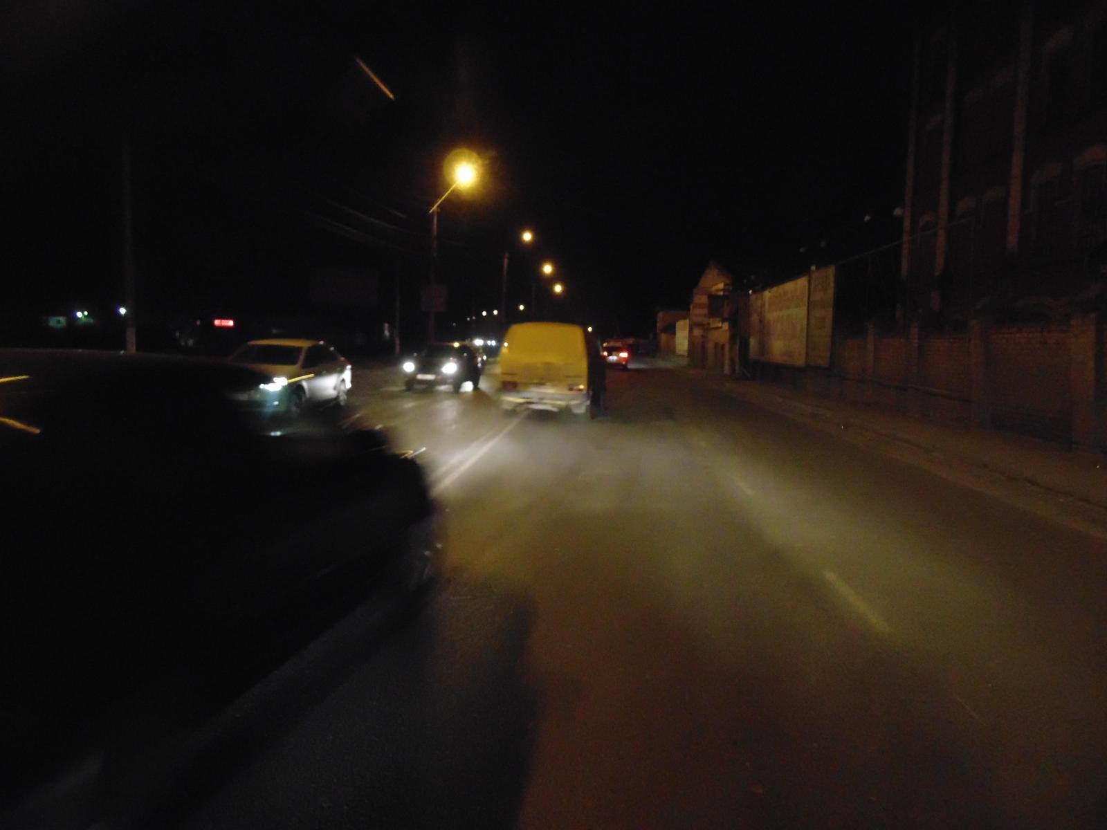Вчера вКурске случилось тройное ДТП. Виновник может лишиться водительских прав