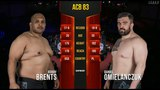 ACB 83: Daniel Omielanczuk vs. Bobby Brents
