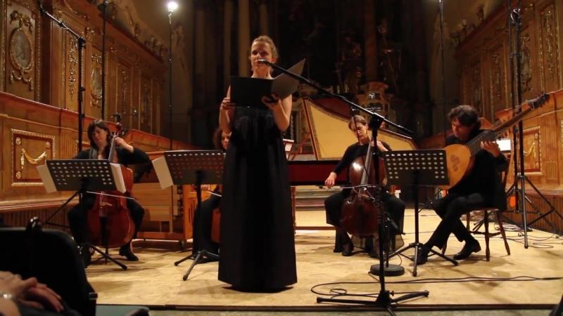 J. H. Fiocco - Première lamentation du Jeudi Saint - Ensemble Ground Floor - Juliette Perret