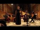 J H Fiocco Première lamentation du Jeudi Saint Ensemble Ground Floor Juliette Perret