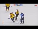 Голевая передача Александра Колодкина в составе ХК Вольфрам Б в матче против ХК Вымпел - Атом