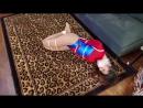Stefania Tied Up in Cosplay Bondage