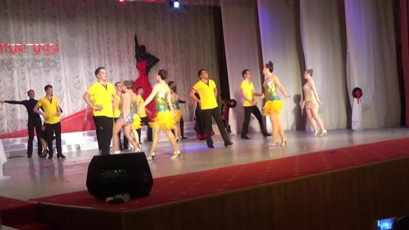 Катя Студия бального танца Джайв 12 05 17
