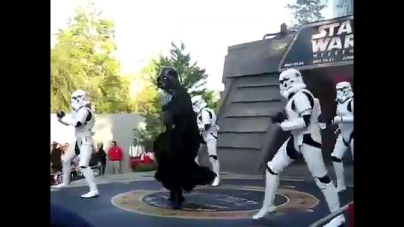 Okay but, Vader is fuckin it up though. Where can i apply?