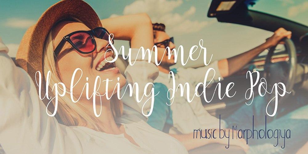 Summer Uplifting Indie Pop - 1