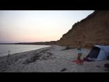 Крым. Лучшие места для отдыха с палаткой в Крыму. Громово.