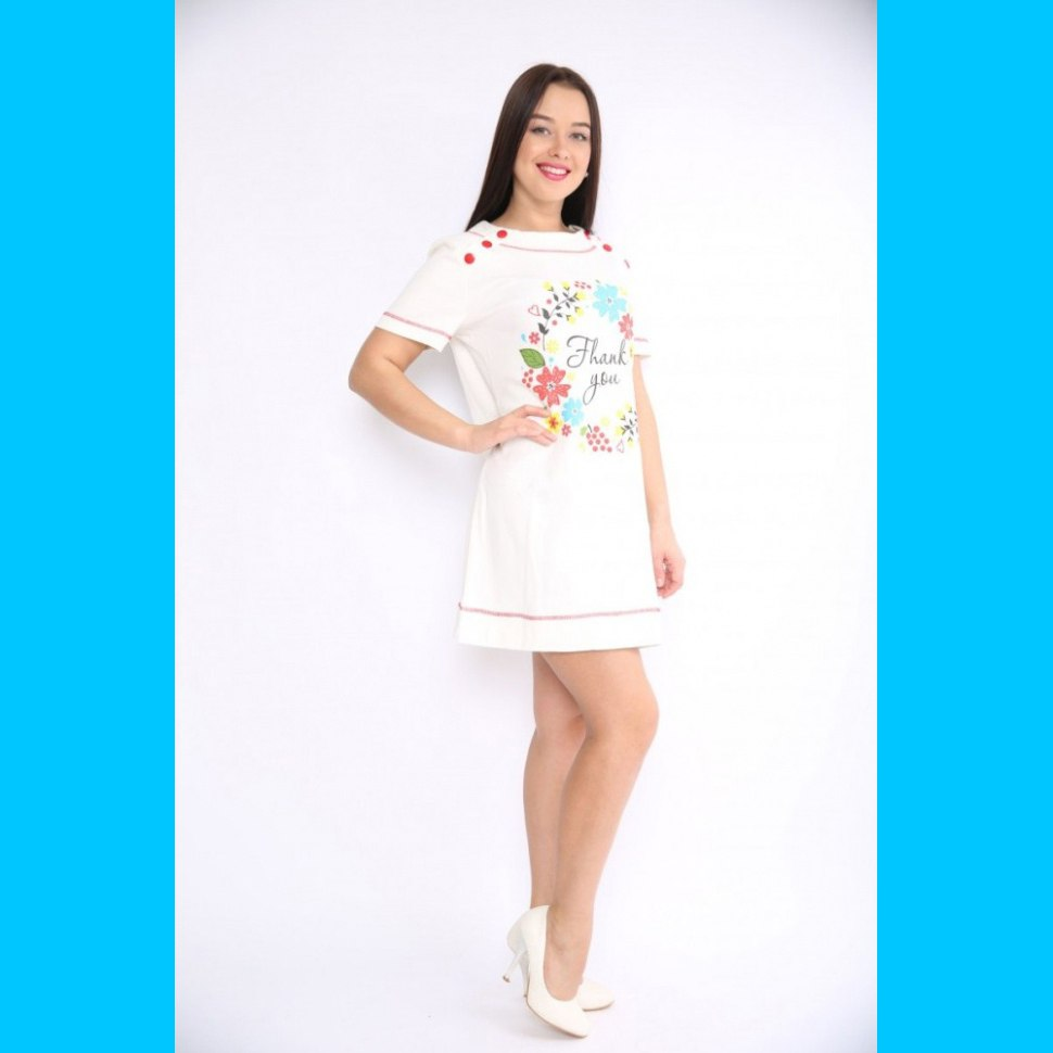 Платье трикотажное Невада