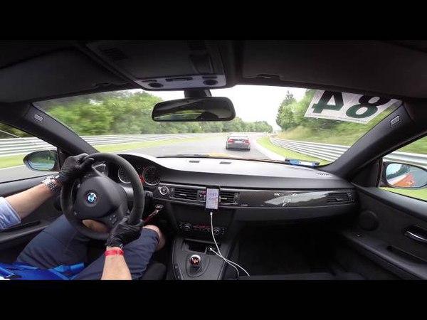 BMW M3 GTS and M3 Schirmer - 7:54 BTG - Nürburgring Nordschleife - Trackday 07 2014