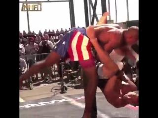 Что за вид спорта такой?