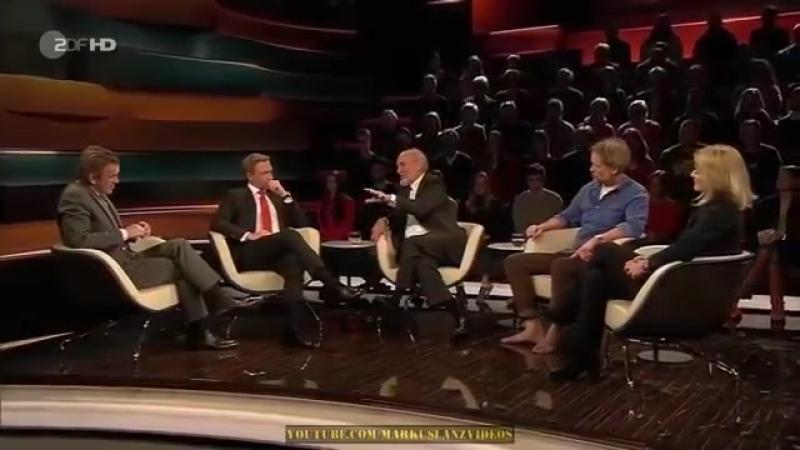 Hans Werner Sinn - Deutsche merken nicht wie ihre Konten geplündert werden!