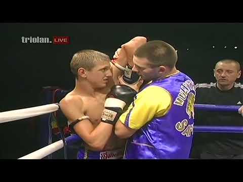 Muay Thai Highlight Кубок Президента Украины «Битва чемпионов» 27.04.2012